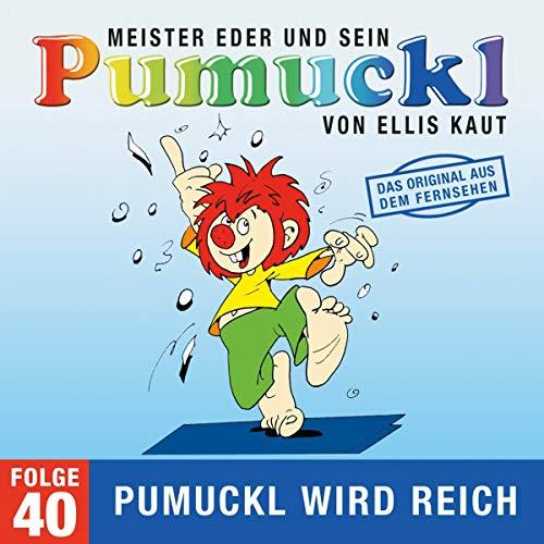 Pumuckl wird reich. Das Original aus dem Fernsehen Titelbild