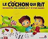 Dujardin - Jeu de société - Cochon Qui rit - 2 Joueurs