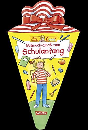 Conni Gelbe Reihe: Mitmach-Spaß zum Schulanfang
