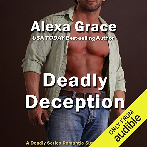 Deadly Deception audiobook cover art