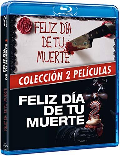 Pack 1 + 2: Feliz Día De Tu Muerte [Blu-ray]