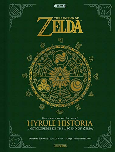 Zelda - Hyrule Historia (The Legend of Zelda (1))
