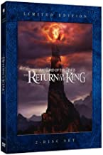 The Lord of the Rings - The Return of the King (Theatrical and Extended Limited Edition) by Elijah Wood
