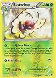 Pokemon - Butterfree (3) - XY Flashfire - Reverse Holo