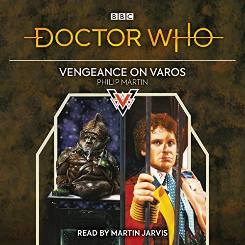 Doctor Who: Vengeance on Varos cover art