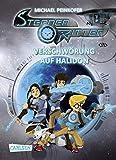 Sternenritter 10: Verschwörung auf Halidon: Science Fiction-Buch der Bestseller-Serie für Weltraum-Fans ab 8 Jahren (10)