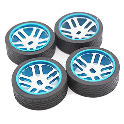 Luntus für WLtoys K979 K989 Iw04M AWD Iw02 RM02 Rm03 Dgawd -Z -D -Q RC Auto Ersatz Teile Upgrade Metall Rad Naben Reifen, Reifen
