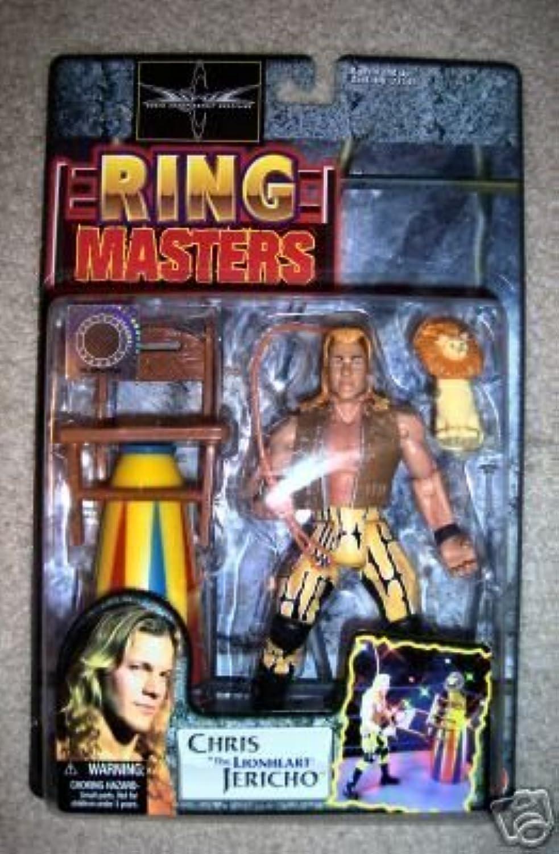 protección post-venta WCW Ring Masters Masters Masters   The Lionheart   - Chris Jericho by Juguete Biz  compras en linea