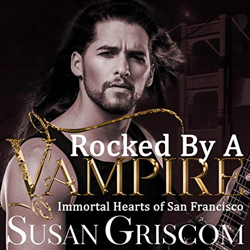 Rocked by a Vampire cover art