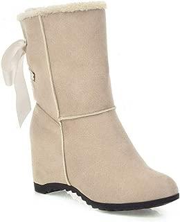 BalaMasa Womens ABS13882 Pu Boots
