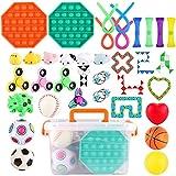 36 PCS Stress Relief Set Sensory Fidget Toys...