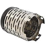 Witekey Calentador portátil Resistente, Estufa de Camping al Aire Libre de Alta eficiencia, Muebles Diarios de Campo de Acero Inoxidable para el hogar al Aire Libre(Heating Hood)