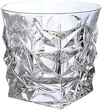 Bohemia Jihlava 8591581009169 Glacier Dof Glass, Lead Crystal, Transparent