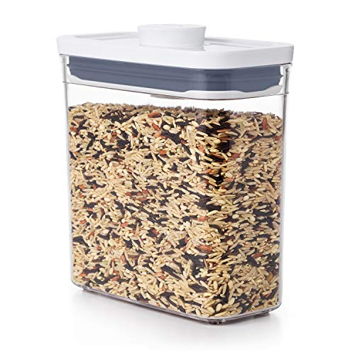 NEW OXO Good Grips POP Container - Airtight Food Storage - 1.2 Qt for Pasta and More