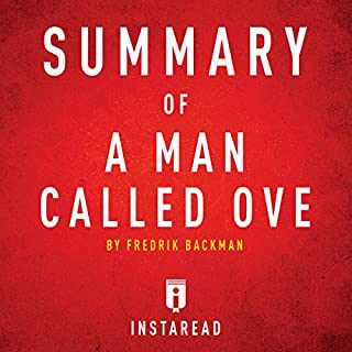 Summary of A Man Called Ove by Fredrik Backman | Includes Analysis audiobook cover art