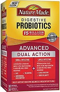 Nature Made - Digestive Probiotics -Advanced- 30ct