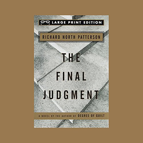 The Final Judgment audiobook cover art