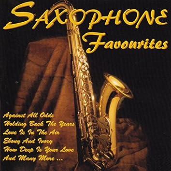 Saxophone Favourites