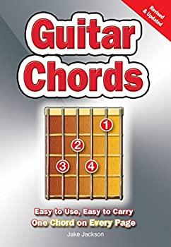 Guitar Chords  eBook   Easy-to-Use Easy-to-Carry One Chord on Every Page