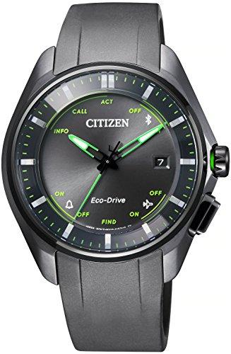 シチズン腕時計 エコ・ドライブ Bluetooth スーパーチタニウムモデル BZ4005-03E ブラック