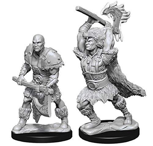 Wizkids Games D&D Nolzur's Marvelous Miniatures: Goliath Barbarian