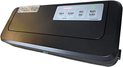 Works with Ziploc! & Vacuum chamber pouches! FOOD SHIELD reduces your running costs by up to 90%. It can even pack liquids and powders. Next Generation Vacuum Sealer.