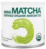DrinkMatcha - Matcha Green Tea Powder - USDA Organic - 100_ Pure...