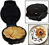 Voche 1000W Electric Waffle Maker - Home...