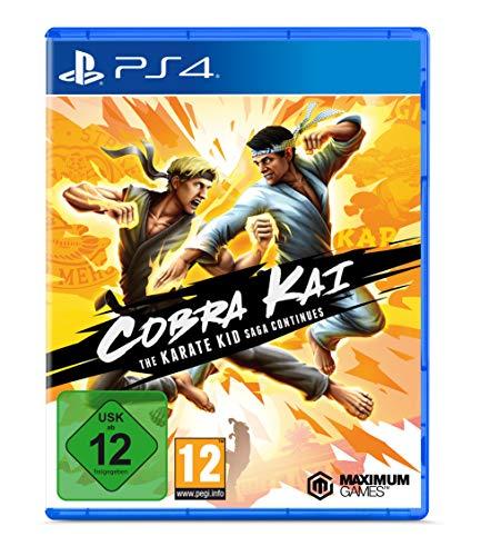 Cobra Kai: The Karate Kid Saga Continues - [PlayStation 4]