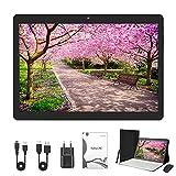 Tablet da 10 pollici, Android 10, tablet PC con CPU quad-core, 4 GB di RAM, 64 GB di ROM, schermo IPS HD (1280x800), tipo C, WiFi/GPS/Bluetooth 4.0