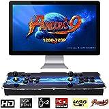 Pandora's Box 4000 Giochi Classici 3D Arcade Game Console, Joystick 2 Giocatori Video Games Plug & Play, 1280x720 Full HD, Alimentazione HDMI e VGA e Uscita USB, ZQ-4171445