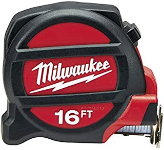 milwaukee 16 ft. magnetic tape measure
