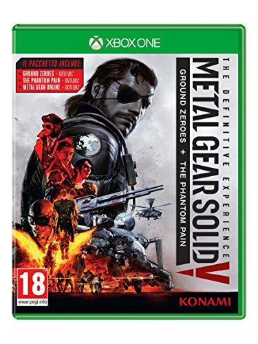 Metal Gear Solid V: The Definitive Experience [Importación Italiana]