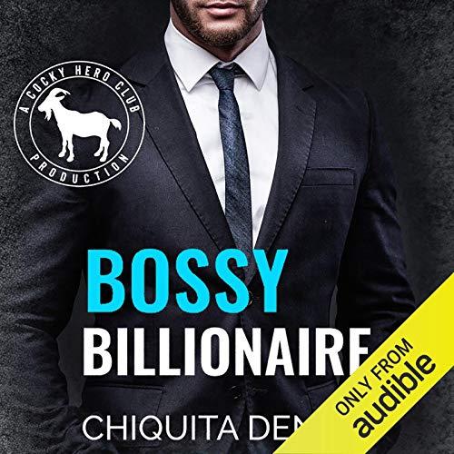 Couverture de Bossy Billionaire