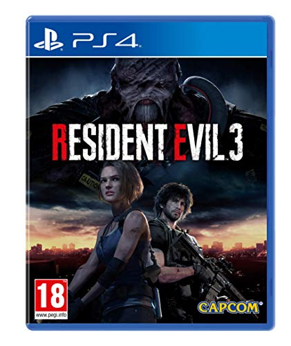 Resident Evil 3 - Edition lenticulaire Exclusivité Amazon [Importación francesa]