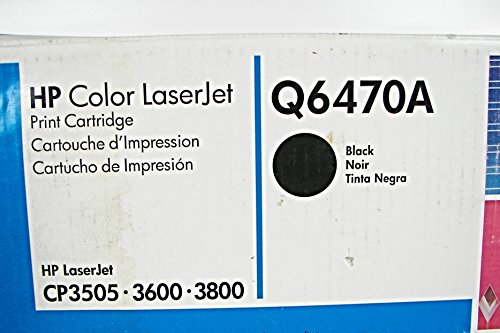Calitoner Remanufactured Laser Toner Cartridge Replacement for HP Q6470A (502A) - Black Photo #6