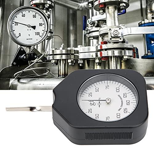 Tensiómetro de esfera, medidor de tensión que tiene un buen tacto, discreto pero elegante para la presión mecánica