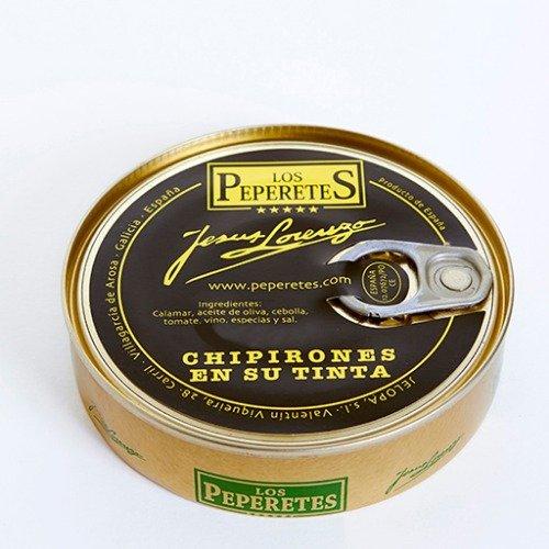 Los Peperetes - Chipirones en su tinta
