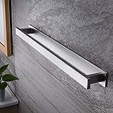 Ruicer Handtuchhalter Selbstklebend Ohne Bohren Handtuchstange 55 cm Badetuchhalter Edelstahl für Badezimmer