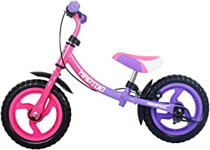 HAPTOO 7 in & 12 in Sport Balance Bike, Ages 12 Months to 5 Years