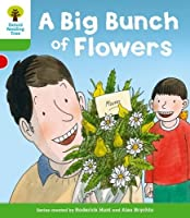 Oxford Reading Tree: Level 2 More a Decode and Develop a Big Bunch of Flowers by Roderick Hunt(2012-09-06)
