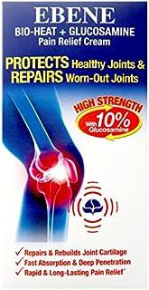 Ebene Bio-Heat Plus Glucosamine Pain Relief Cream, 50 g