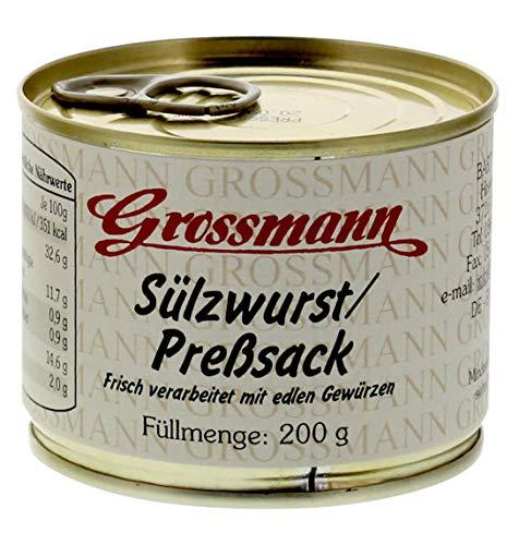 Grossmann - Sülzwurst/Preßsack - 200g