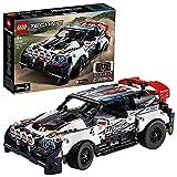 LEGO42109TechnicTop-GearRallyeautomitApp-SteuerungundSmartHub,ferngesteuerteRennautos