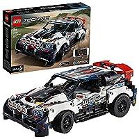 LEGO 42109 - Top-Gear Ralleyauto mit App-Steuerung, Technic, Bauset