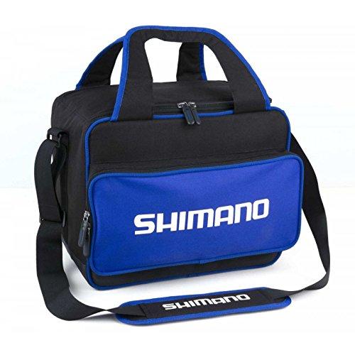 Shimano Allround Baits und Bits Bag, Ködertasche, Futtertasche, 38x32x31cm, SHALLR03