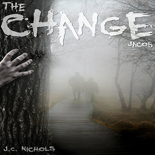 The Change: Jacob audiobook cover art