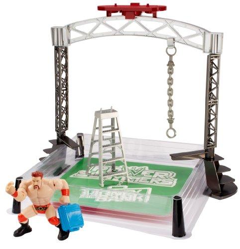 WWE Power Slammers Wrecking Brawl Play Set
