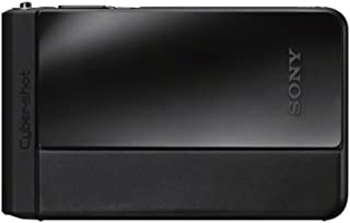Sony DSC-TX30/B 18 MP Digital Camera with 5x Optical Image Stabilized Zoom and 3.3-Inch OLED (Black)