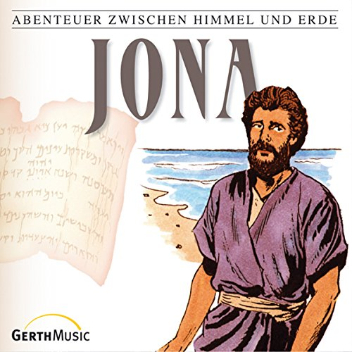 Jona audiobook cover art